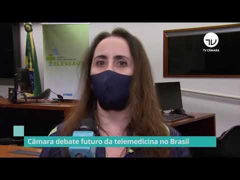 Câmara debate o futuro da Telemedicina no Brasil - 16/03/21