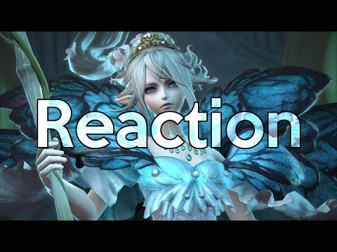 Shadowbringers Benchmark REACTION | FFXIV