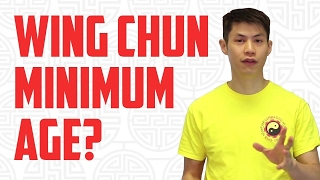 Minimum Age Wing Chun for Kids Vancouver? How Old My Child Start Wing Chun Kung Fu Classes?