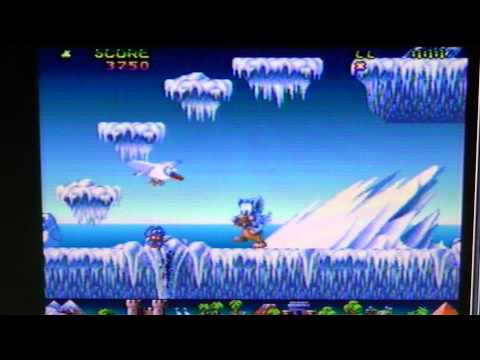 fire and ice amiga game
