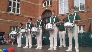 preview picture of video 'Spielmannszug Bernburg - Nachwuchs-Drumline'