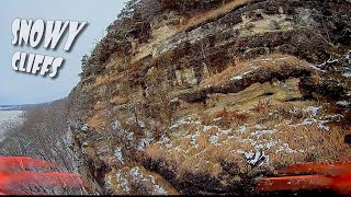 Snowy Cliffs | Forck-In Quad FPV Freestyle Runcam Split 3 Micro