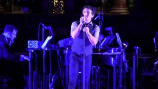 "Broadway Sings at St. Pauls - Jarrod Spector - ""I Cant Give You Anything But Love"""
