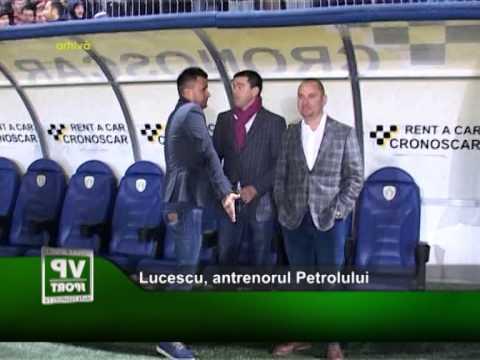 Lucescu, antrenorul Petrolului