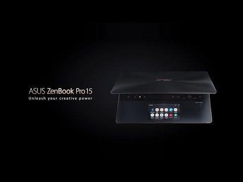 Unleash your creative power - ZenBook Pro 15   ASUS