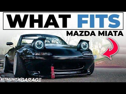 Mazda Miata MX-5  | What Wheels Fit