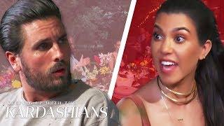 Kardashian Family Feuds: Storm Off Edition | KUWTK | E!