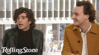 "The 1975 Talk Lyrics and ""Easter Eggs"" in New Album"