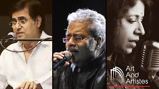Jagjit Singh | Kavita Krishnamurthy | Hariharan | Superhit Ghazal Medley | Timeless Ghazals  IMAGES, GIF, ANIMATED GIF, WALLPAPER, STICKER FOR WHATSAPP & FACEBOOK