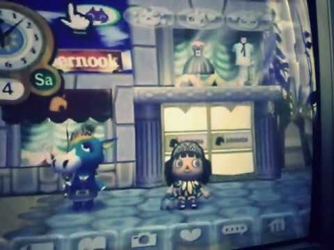 Animal Crossing Let's Go To The City (wii)