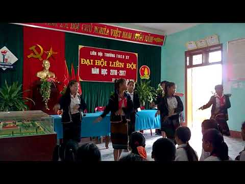 Múa: Cô gái PaCo đại hội Liên đội
