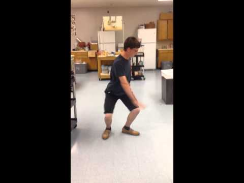 Kid Shows off Dance Moves in Class | School Dance