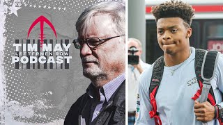 Tim May podcast: Ohio State sets course with Justin Fields
