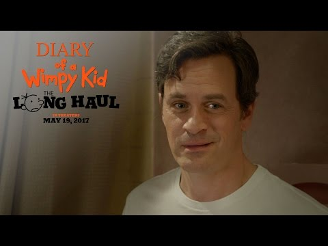 Diary of a Wimpy Kid: The Long Haul (TV Spot 'Dads, Wimps, and Beardos')