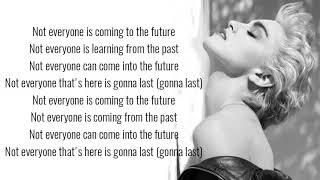 Madonna , Quavo  Future (Lyrics)