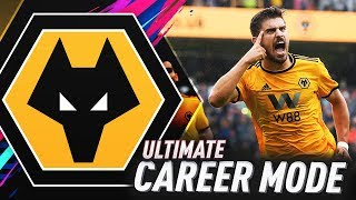 THE ULTIMATE CHALLENGE!!! FIFA 19 WOLVES ULTIMATE CAREER MODE #1