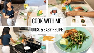 COOK WITH ME 2018 // QUICK AND EASY RECIPE // Jessica Tull