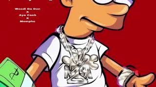 Yung Memphian X Woodie Da Don X Aye Cash OutSide Today Freestyle