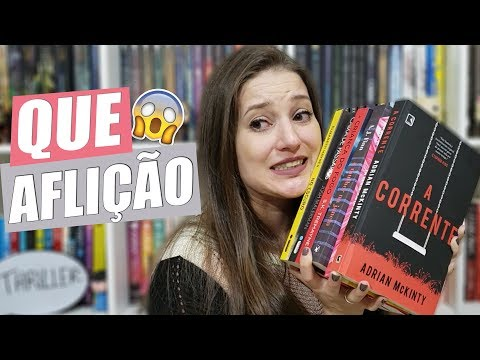 THRILLERS PERTURBADORES QUE LI | Patricia Lima