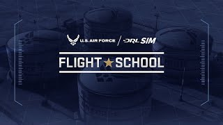 Introduction: Air Force DRL SIM Flight School