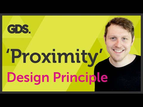 'Proximity' Design principle of Graphic Design Ep13/45 [Beginners guide to Graphic Design]