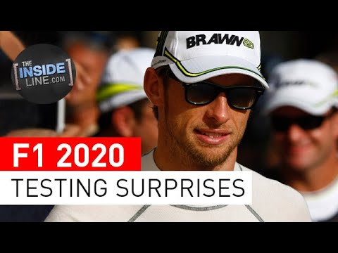 Image: WATCH: The biggest surprises in F1 testing history!