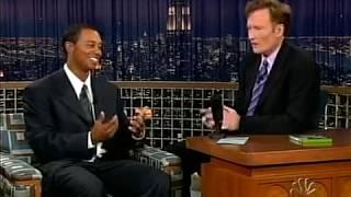 Conan O'Brien 'Tiger Woods 9/21/04
