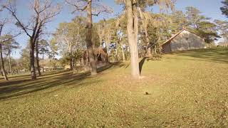 FPV freestyle practice - rolls and my first loops