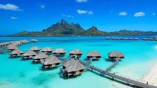 Overwater Villa Tour In Bora Bora! | Cloe Feldman