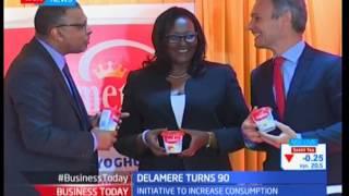 Delamere turns 90