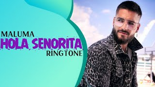 Maluma : Hola Señorita Instrumatal Remix Ringtone 2019 | Download Now | Royal Media