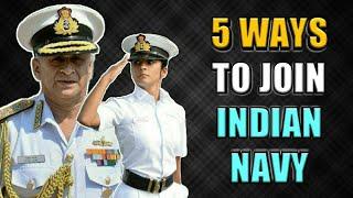 5 Ways To Join Indian Navy As An Officer In 2019 - भारतीय नौसेना कैसे ज्वाइन करें? (Hindi)