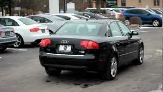 preview picture of video '2007 Audi A4 2.0T - Village Luxury Cars Toronto'