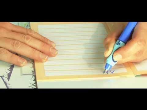 Schreibunterlage VARIO für Linkshänder oder Rechtshänder Schreibhaltung Lafüliki online shop
