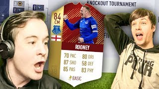 I GOT THE NEW ROONEY - FIFA 18 ULTIMATE TEAM PACK OPENING / FUT CHAMPIONS QUALIFICATION