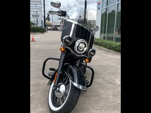 2019 Harley-Davidson Heritage Classic 114 in Houston, Texas - Video 1