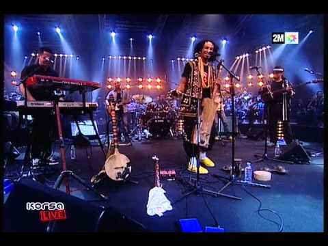 KorsaLive - Korsa Live avec Mehdi Nassouli