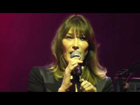Carla Bruni - Ta Tienne HD Live From Istanbul 2017