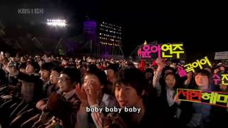 Girls Generation (SNSD) - Baby Baby (April 12, 2008)