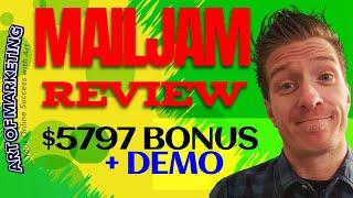 MailJam Review, Demo, $5797 Bonus, Mail Jam Review