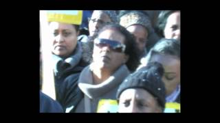 Ethiopian Voices Shout For Media In Norway Liste Up . Media . Media ..., Norway Don*t Deport Us 2012