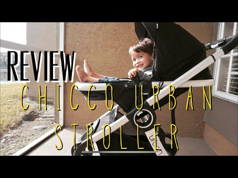 CHICCO URBAN STROLLER REVIEW TRAVEL SYSTEM  | Pros & Cons