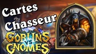Gobelins Vs Gnomes   Cartes Chasseur Analysées Par Torlk Et Marmotte