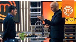Joe Bastianich interroga Marco   MasterChef Italia 6