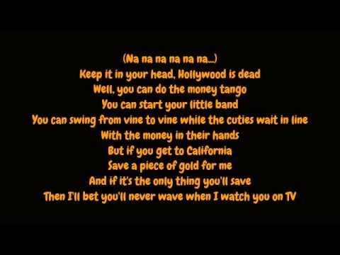 Michael Buble - Hollywood (Lyrics HD)