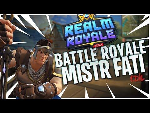 REALM ROYALE   |  Lepší než Fortnite???