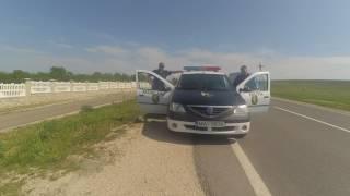 Как пугает молдавская полиция