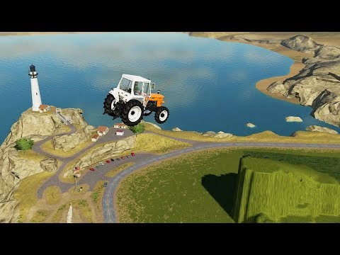 I Decided to Ruin The Game With Mods and This Happened - Farming Simulator 19 (видео)