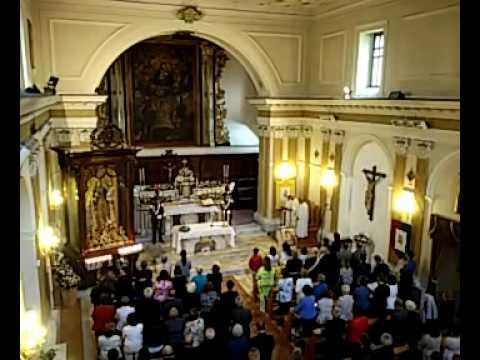 Preview video Video santa messa Madonna del Carmine 2016 tratto dalla diretta streaming Laurenzana 16 luglio 2016
