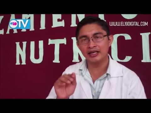 Lanzamiento de censo nutricional en Nindirí
